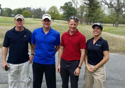 Stratascorp Technologies Supports Navy and Marine Relief Society Golf Tournament