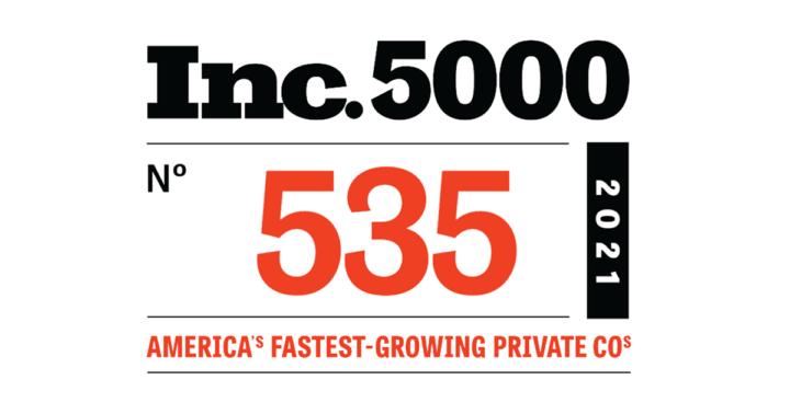 Stratas Corporation Ranks No. 535 on the 2021 Inc. 5000